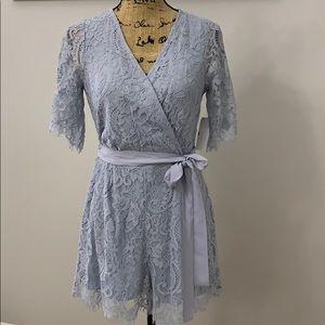 Trixxi Clothing Co Juniors Romper